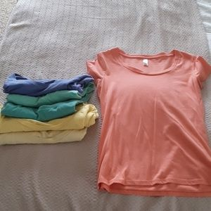 Threads for Thought scoop neck
